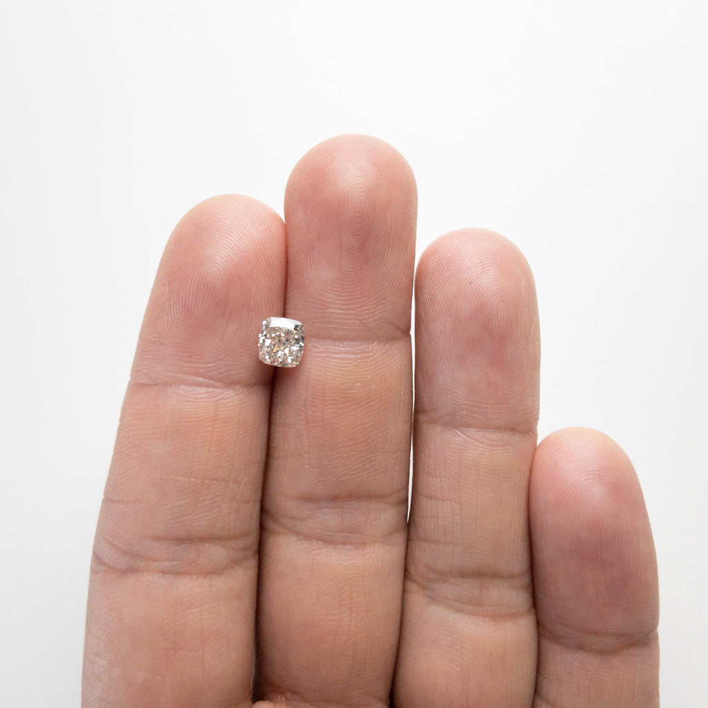 1.15ct 6.04x5.58x3.82mm Cushion Cut 18246-02
