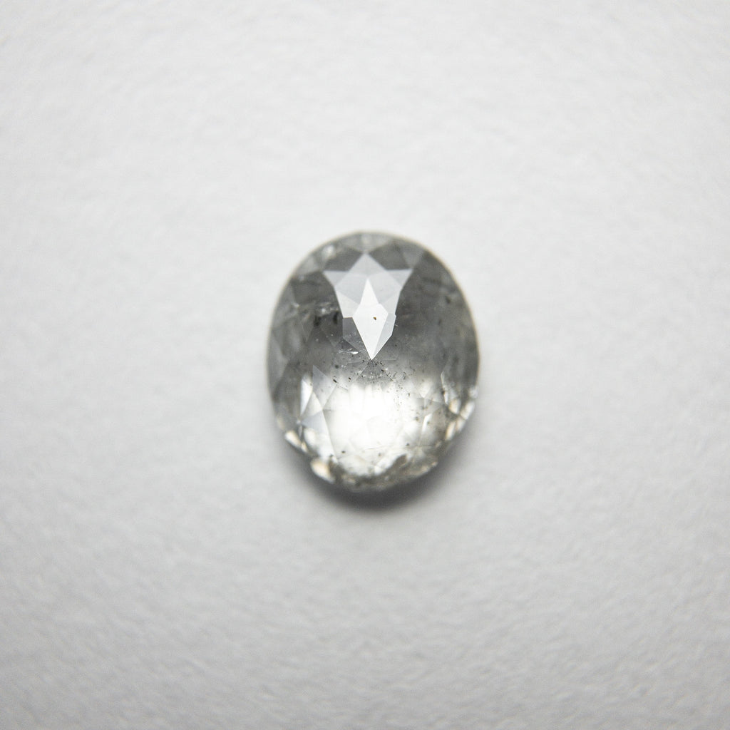 0.73ct 6.76x5.59x2.38mm Oval Rosecut 18318-04