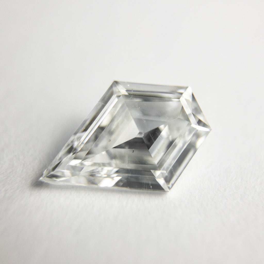 1.53ct 10.68x7.72x3.17mm GIA SI2 F Shield Step Cut 18324-01