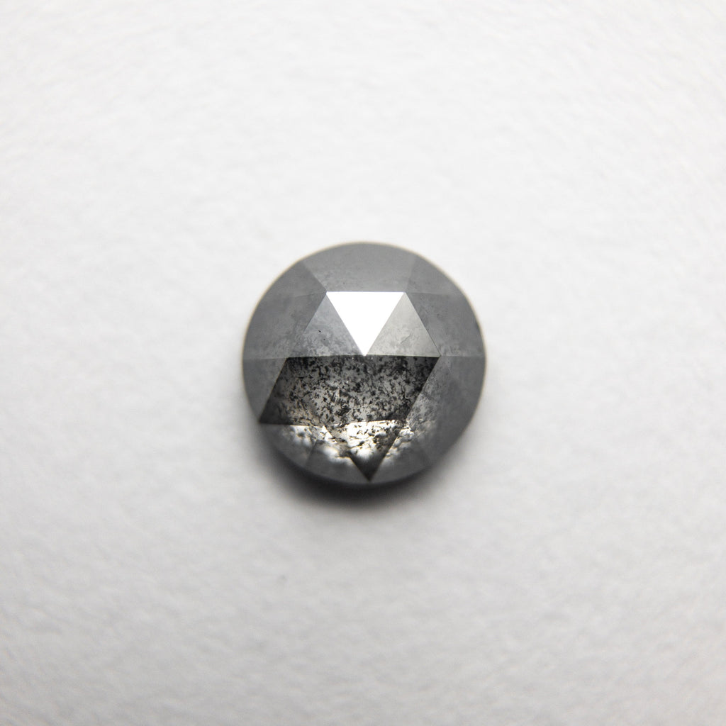 0.71ct 5.47x5.41x2.64mm Round Rosecut 18352-01