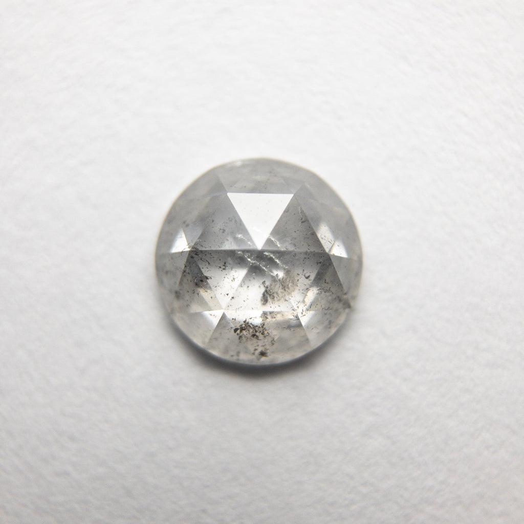 0.86ct 6.37x6.37x2.62mm Round Rosecut 18352-03