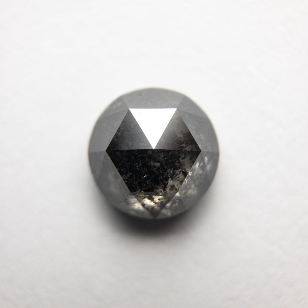 1.81ct 7.14x7.12x3.87mm Round Rosecut 18352-05