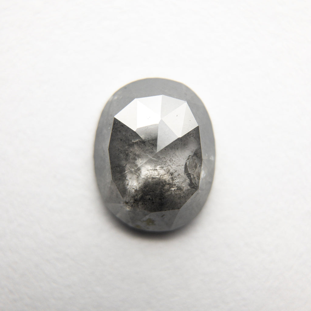 1.32ct 8.09x6.60x2.57mm Oval Rosecut 18352-12