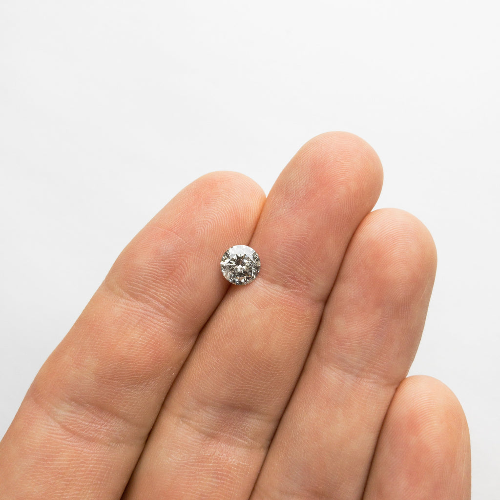 0.95ct 6.47x6.46x3.68mm Round Brilliant 18362-07