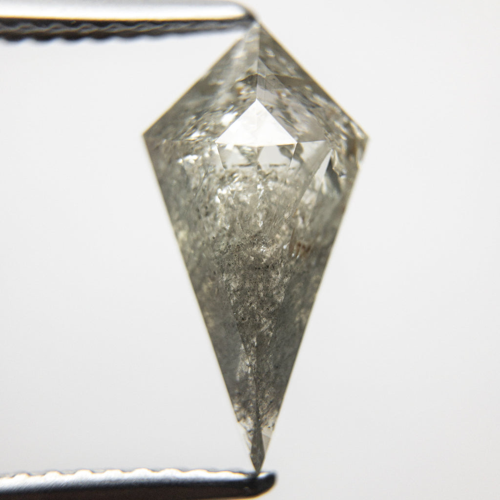 2.26ct 14.31x7.36x3.70mm Kite Rosecut 18363-03