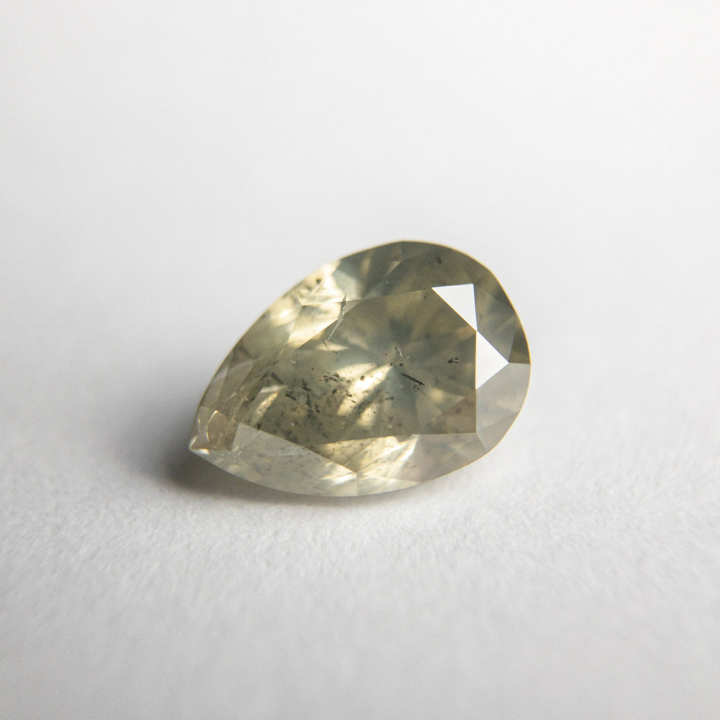 1.03ct 7.73x5.28x3.75mm Pear Brilliant 18365-12