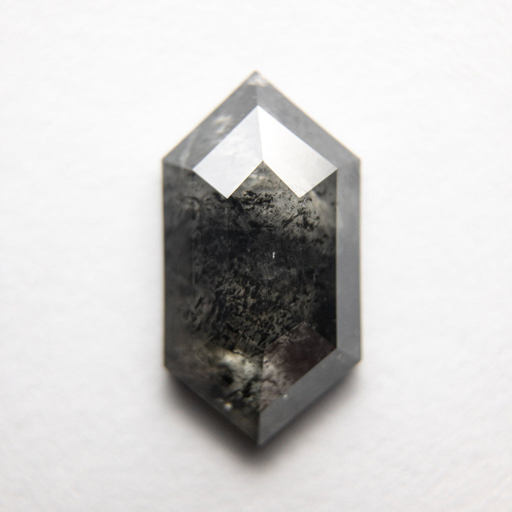 2.21ct 12.10x6.62x2.90mm Hexagon Rosecut 18366-05