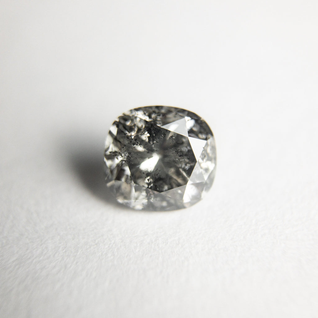 0.92ct 5.91x5.58x4.00mm Cushion Brilliant 18367-01