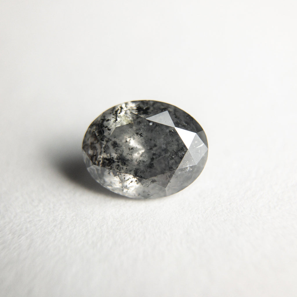 0.95ct 6.94x5.49x3.58mm Oval Brilliant 18367-08