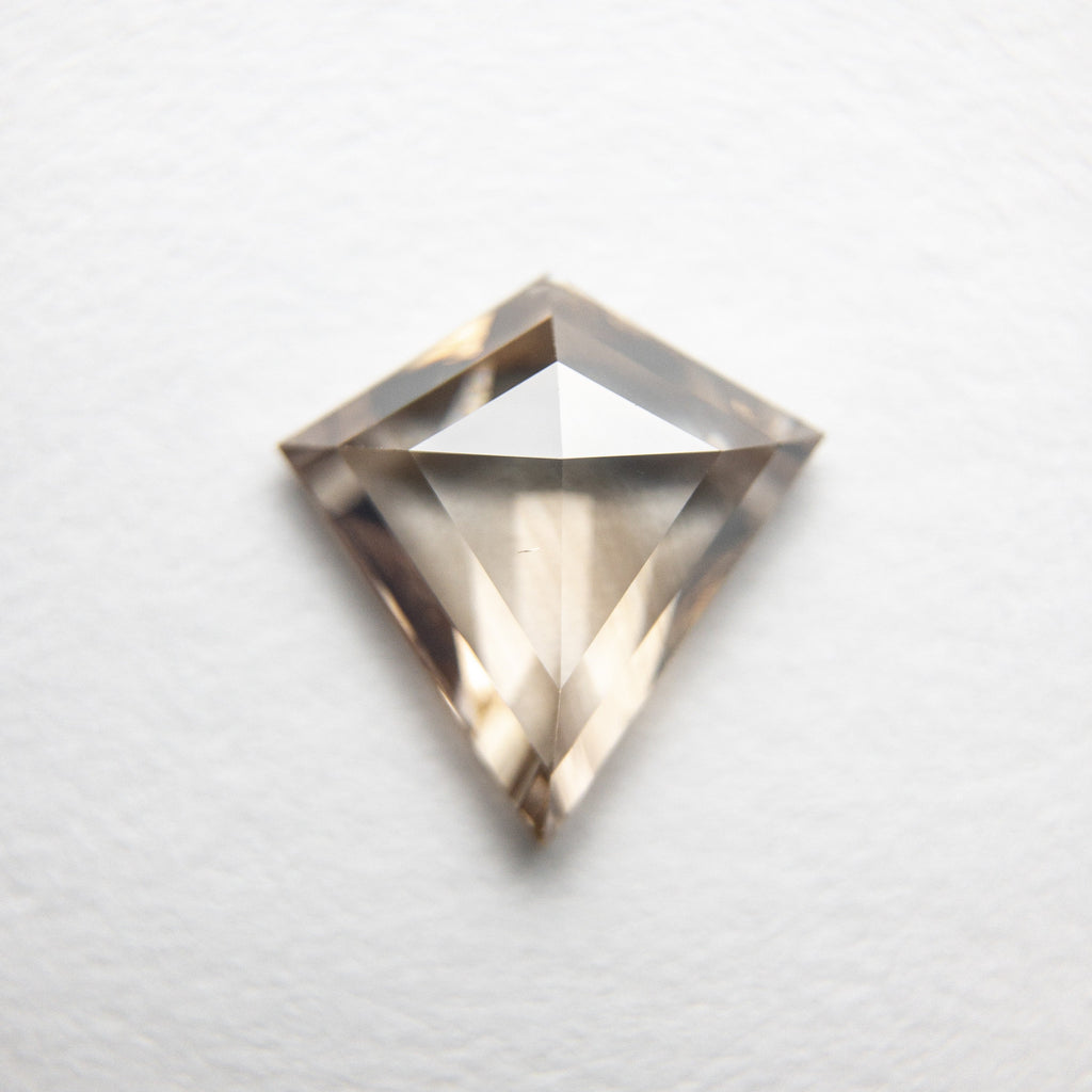 1.01ct 8.75x8.33x2.43mm Kite Rosecut 18369-19