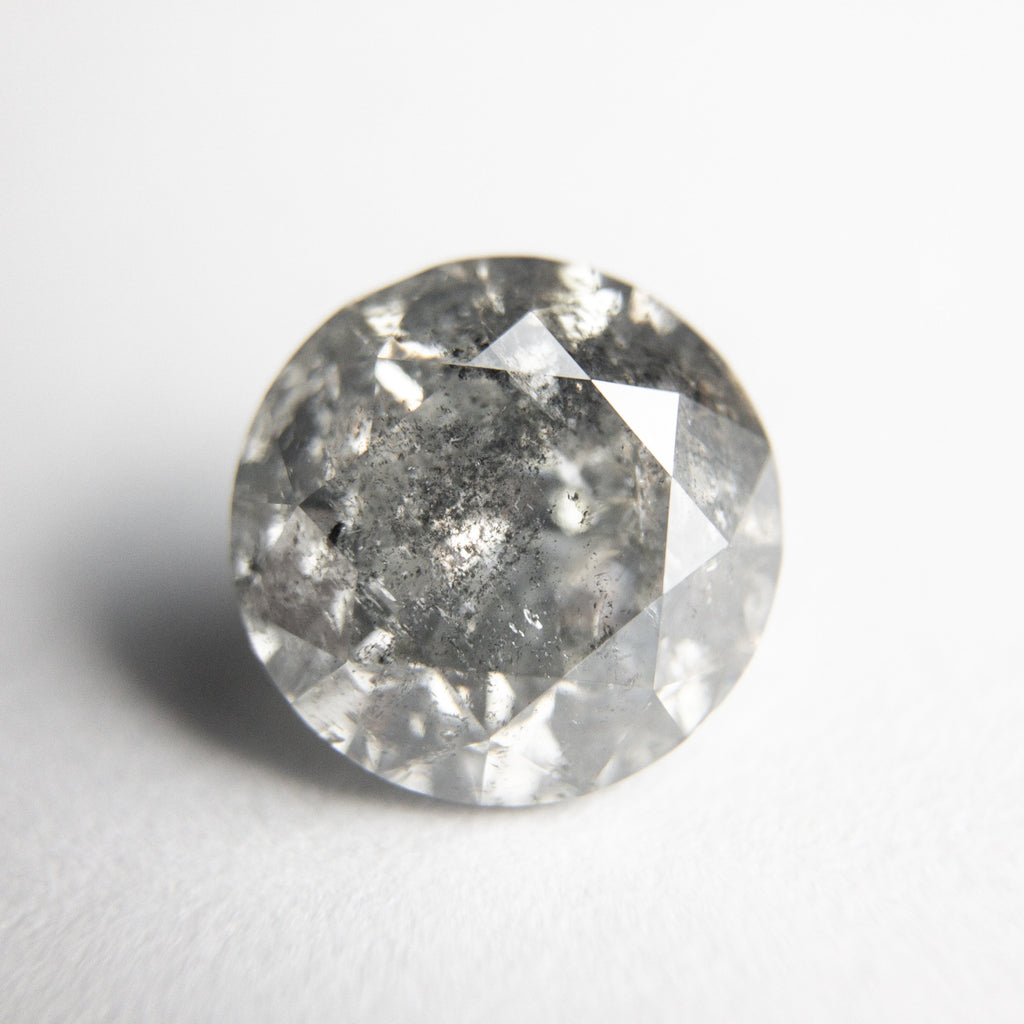 3.08ct 8.90x8.84x6.01mm Round Brilliant 18373-01