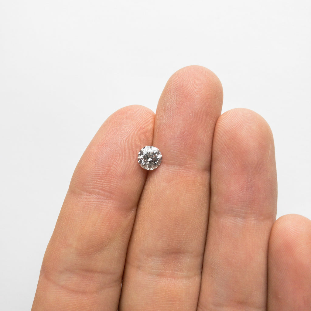 1.04ct 6.20x6.14x4.16mm Round Brilliant 18427-06