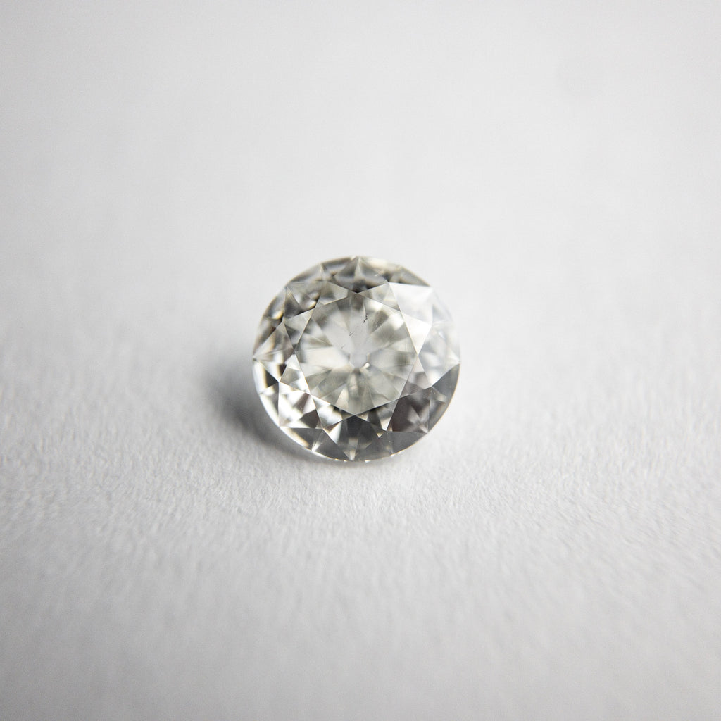 0.50ct 5.39x5.39x2.43mm SI1 I-J Modern Old European Cut 18433-03 🇷🇺