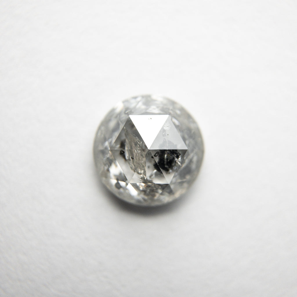 1.35ct 7.04x7.02x3.18mm Round Rosecut 18434-02