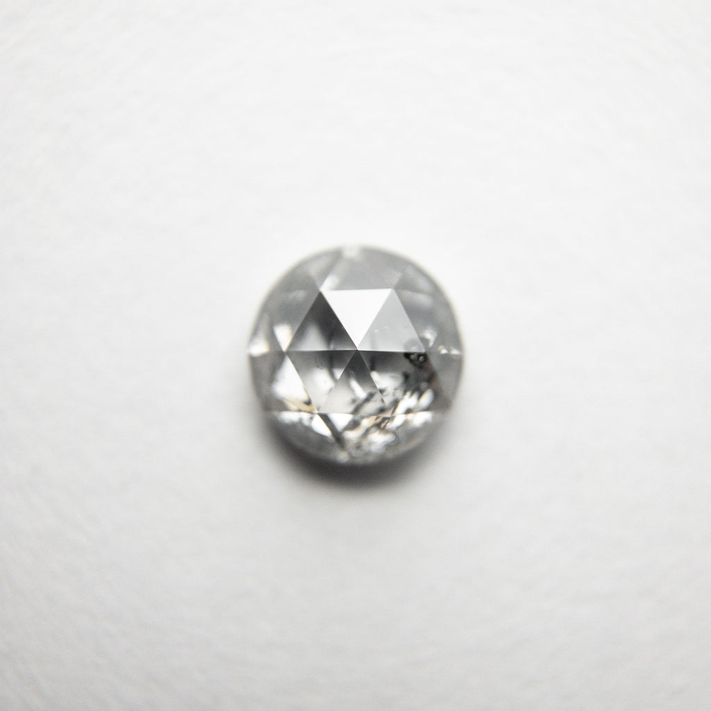 0.89ct 5.89x5.79x2.99mm Round Rosecut 18434-06