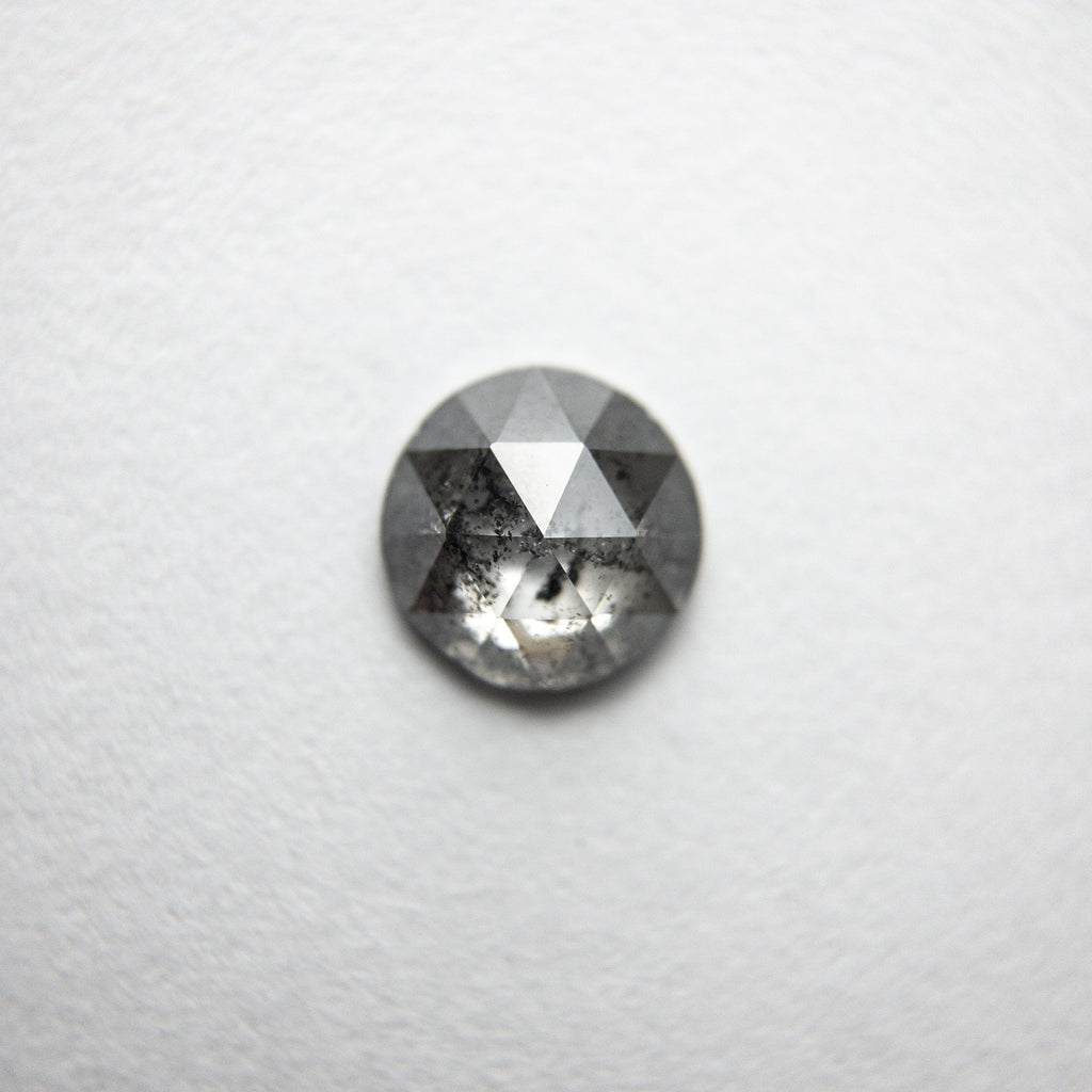 0.58ct 5.70x5.59x2.21mm Round Rosecut 18434-14