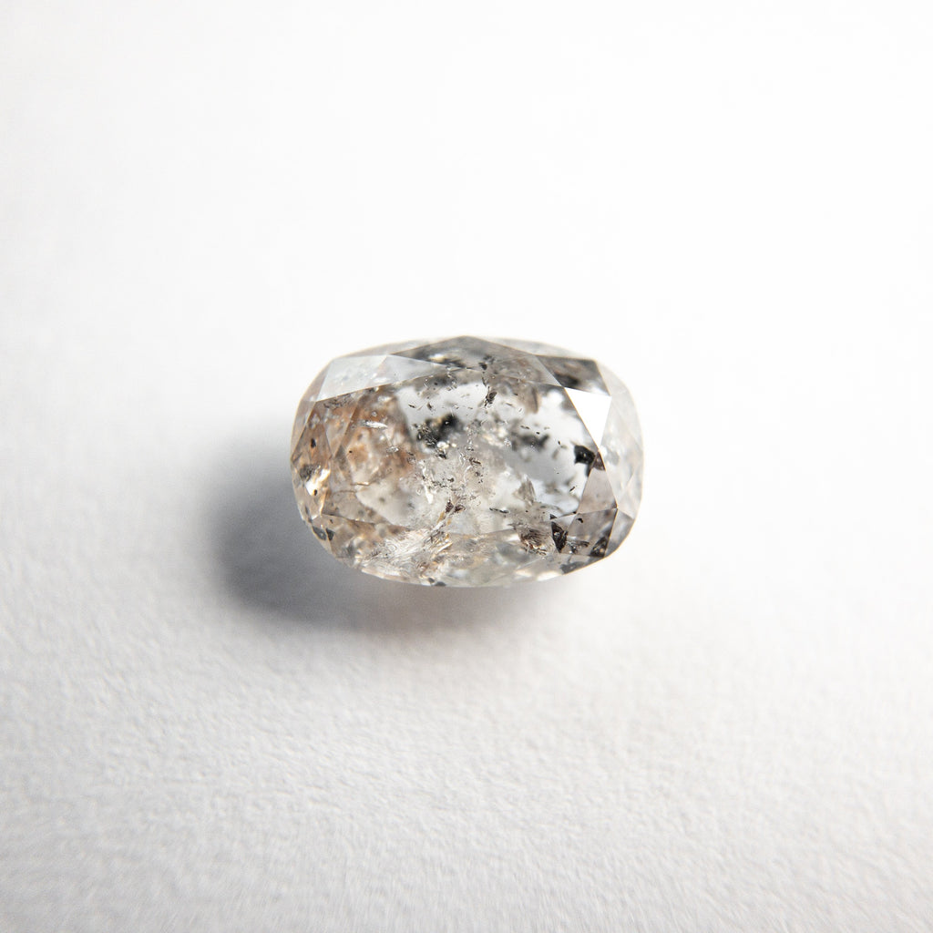 1.17ct 7.00x5.09x3.10mm Oval Double Cut 18435-06