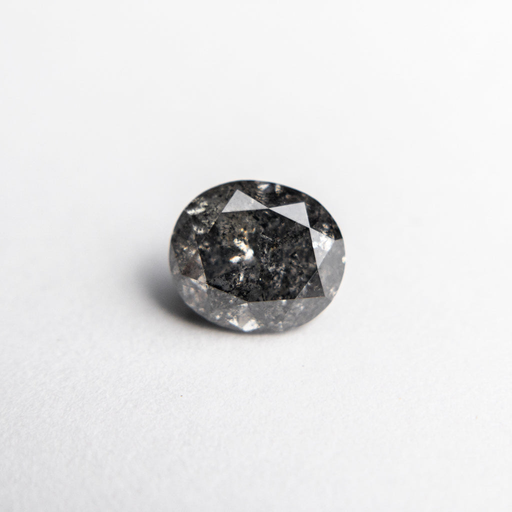 1.00ct 6.35x5.46x3.96mm Oval Brilliant 18453-17