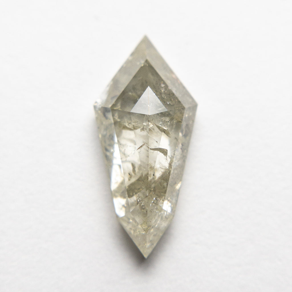 2.34ct 14.38x6.76x3.53mm Kite Rosecut 18456-01