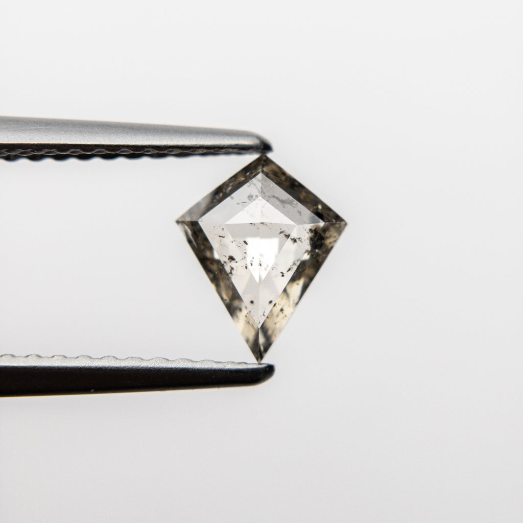 0.62ct 7.64x6.25x2.21mm Kite Rosecut 18456-11