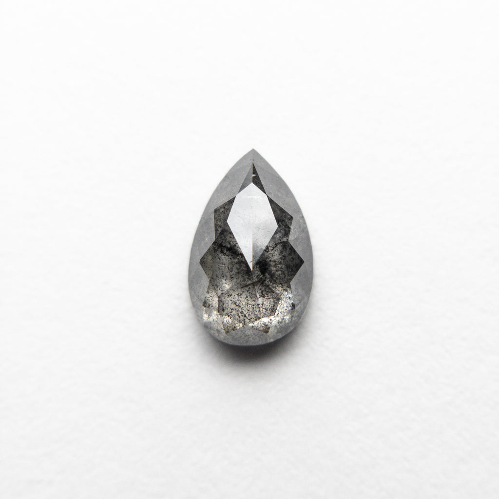 0.91ct 7.44x4.83x2.90mm Pear Rosecut 18512-01