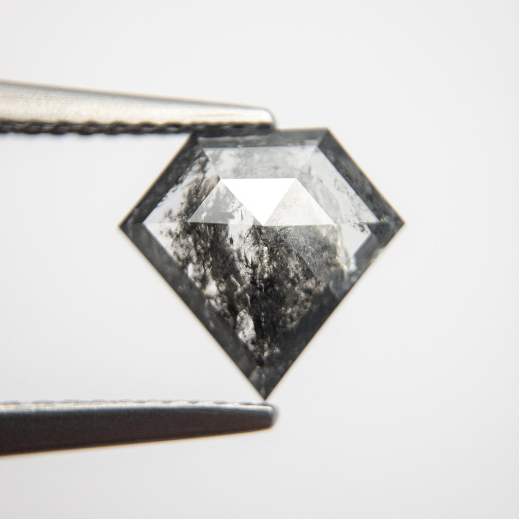1.56ct 9.06x9.53x2.74mm Shield Rosecut 18521-09