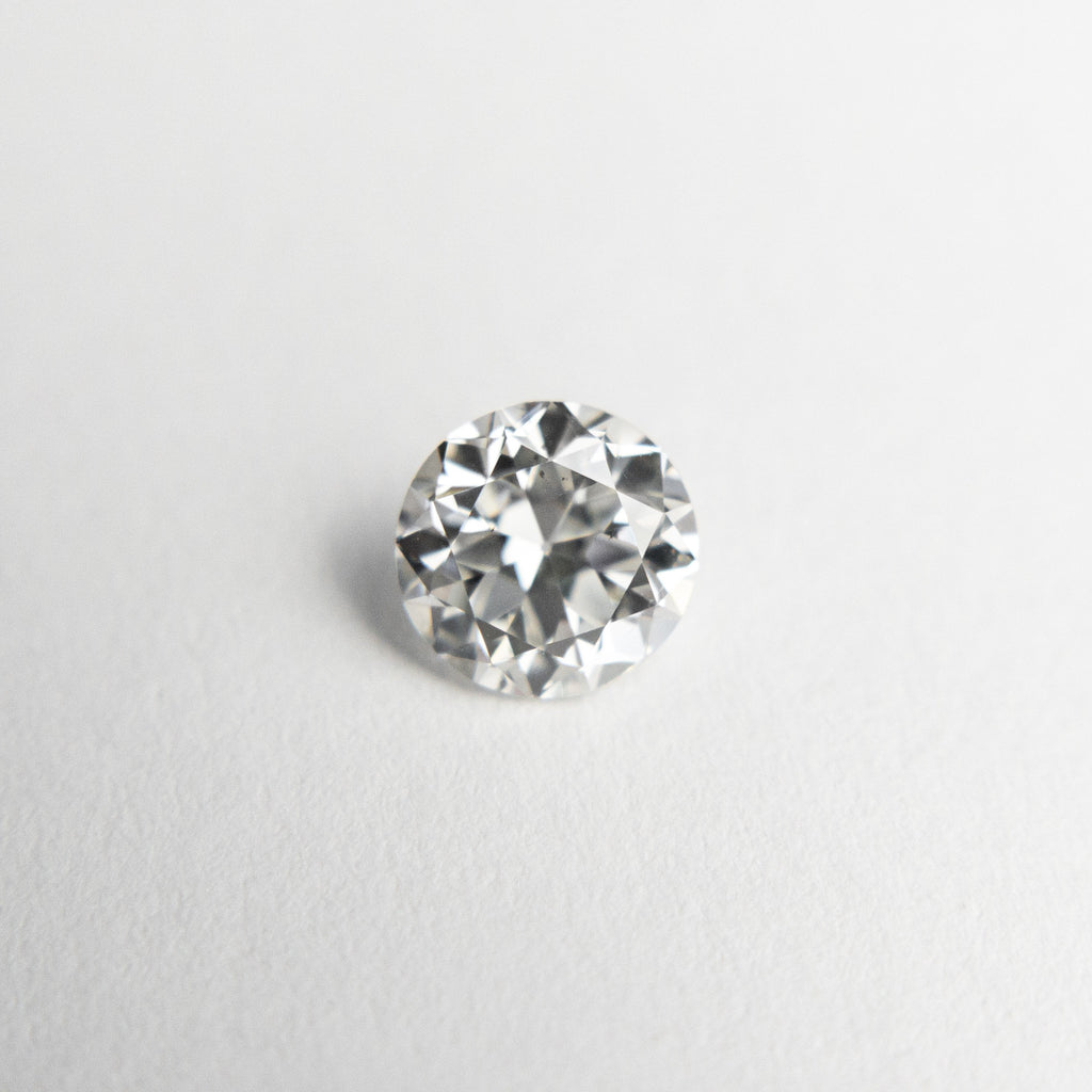 0.51ct 5.03x4.91x3.07mm SI1 H-I Antique Old European Cut 18639-01