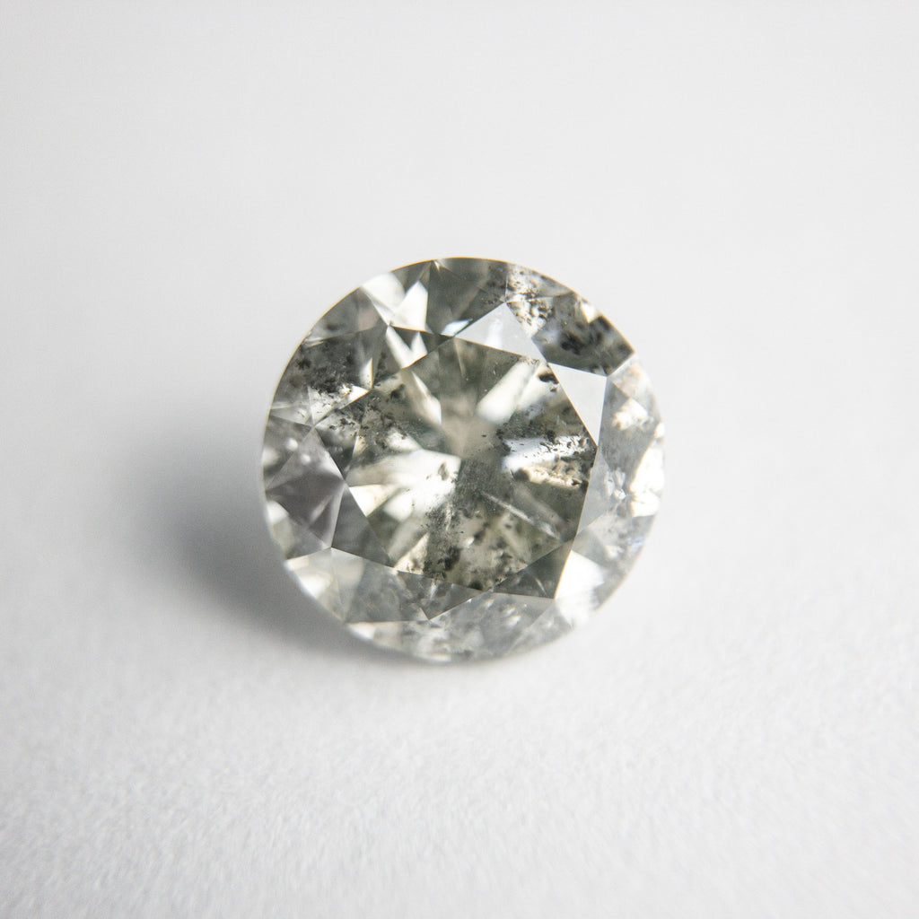 1.53ct 7.22x7.17x4.59mm Round Brilliant 18667-04
