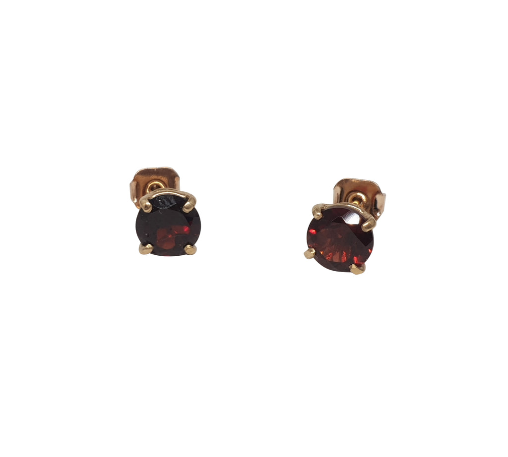 Gem Set Earrings
