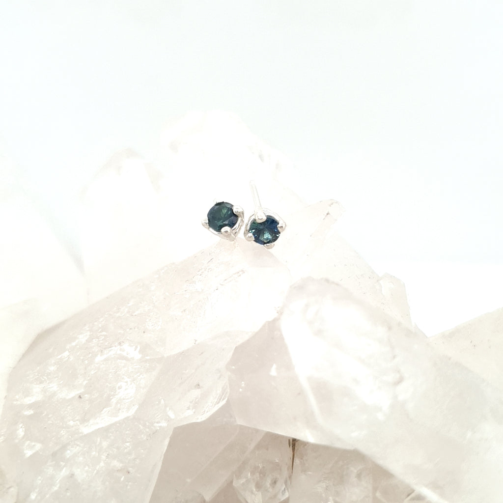 3.5mm Partii Earrings - Sterling Silver