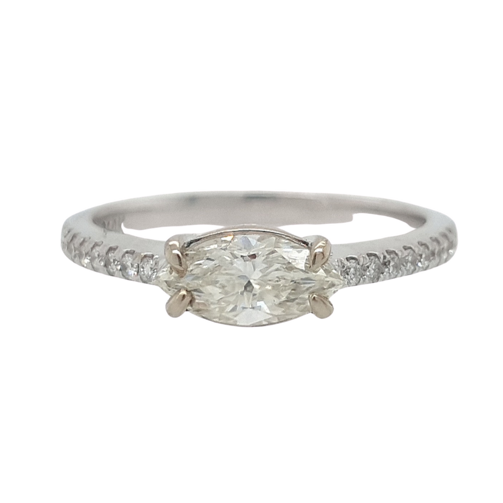 Marquise Cut Ring