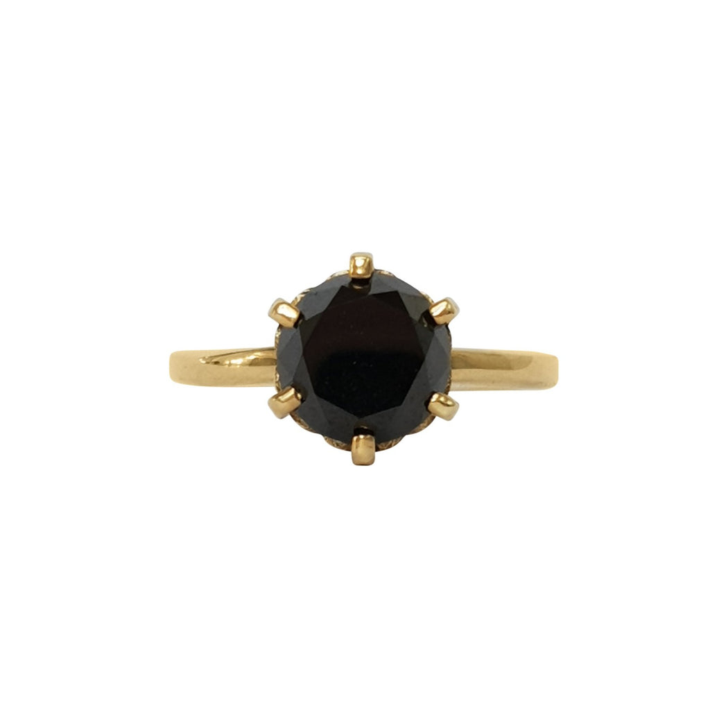 Plain Poppy Solitaire - Ready to Ship