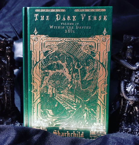 PRE-ORDER The Dark Verse, Vol. 4: Within the Depths of Soul [Hardcover]
