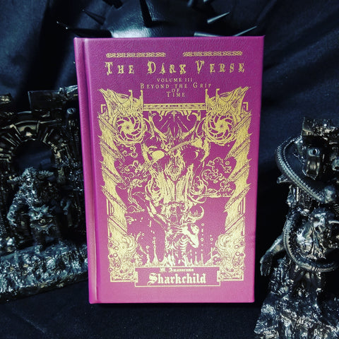 The Dark Verse, Vol. 3: Beyond the Grip of Time [Hardcover]