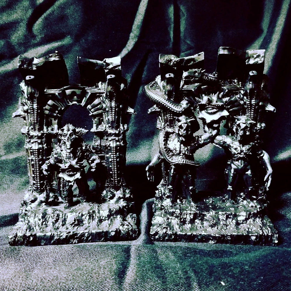 The Dark Verse Bookends