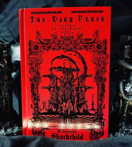 PRE-ORDER The Dark Verse, Vol. 2: In the Blood of Death [Hardcover]