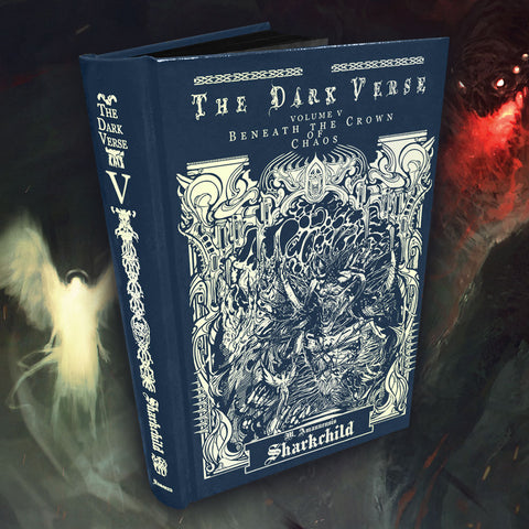 LATE PLEDGE The Dark Verse, Vol. 5 Kickstarter
