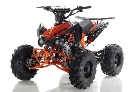 Apollo Blazer 9 125cc Youth ATV - Orange