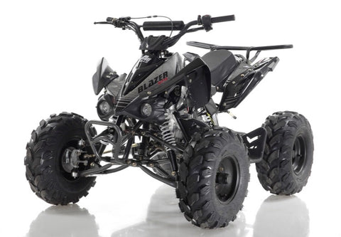 Apollo Blazer 9 125cc Youth ATV - Black