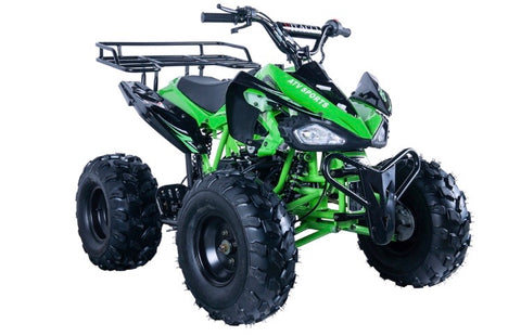 Vitacci Jet 9 125cc Youth ATV - Green