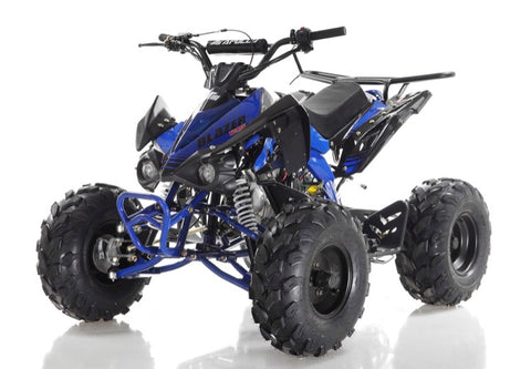 Apollo Blazer 9 125cc Youth ATV - Blue