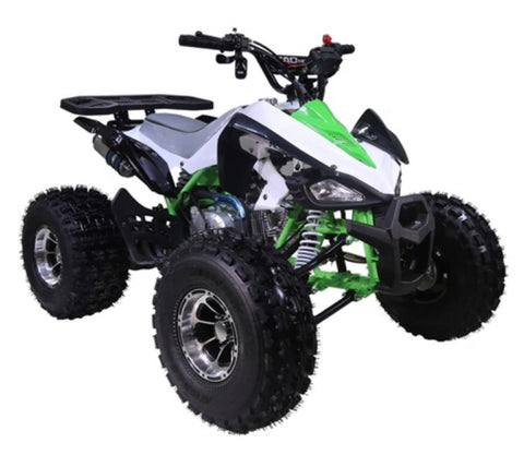 Tao Tao New Cheetah Youth ATV - Green