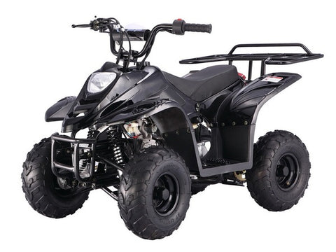 Tao Tao Boulder 110cc Youth ATV - Black
