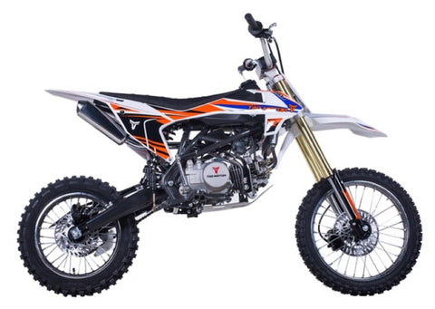 Tao Motors DBX1 Dirtbike - White