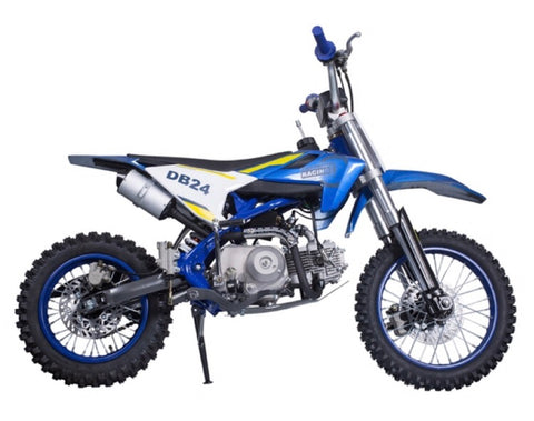 Tao Motors DB24 Dirtbike - Blue