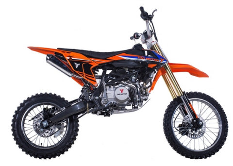 Tao Motors DBX1 Dirtbike - Black