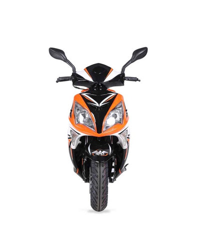 Wolf EX-150 Scooter - Orange