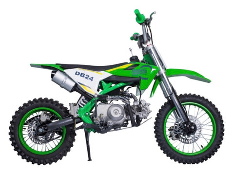 Tao Motors DB24 Dirtbike - Green