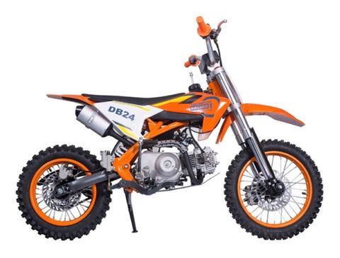 Tao Motors DB24 Dirtbike - Orange