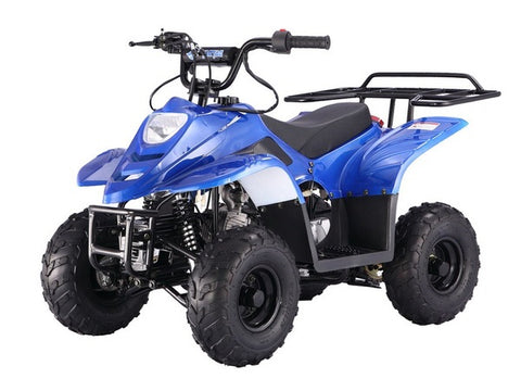 Tao Tao Boulder 110cc Youth ATV - Blue